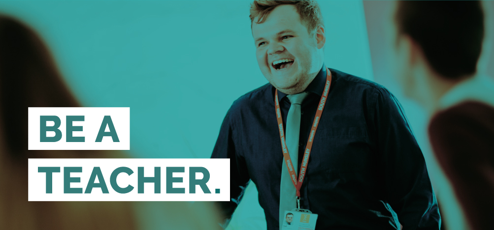 Could you Be a Teacher?