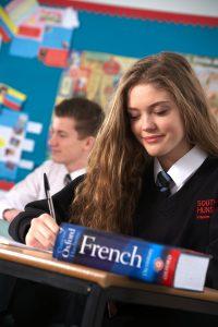 South Hunsley School Student